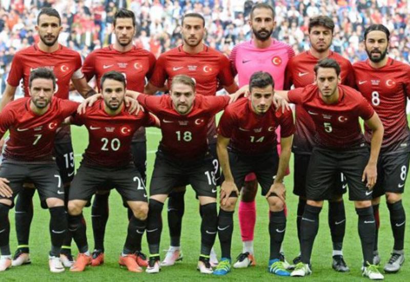 Турция разгромила Молдову в матче квалификации Евро-2020