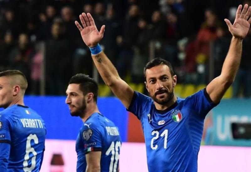 Италия разгромила Лихтенштейн в квалификации Евро-2020