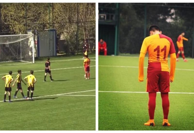 Человечный поступок футболиста, которому позавидуют и взрослые