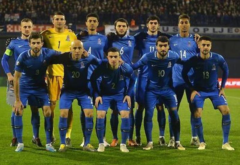 СМИ: АФФА наградила сборную Азербайджана