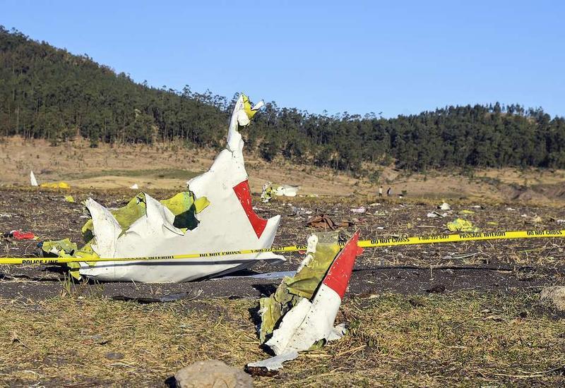 Предварительный отчет о причинах авиакатастрофы в Эфиопии представят на этой неделе