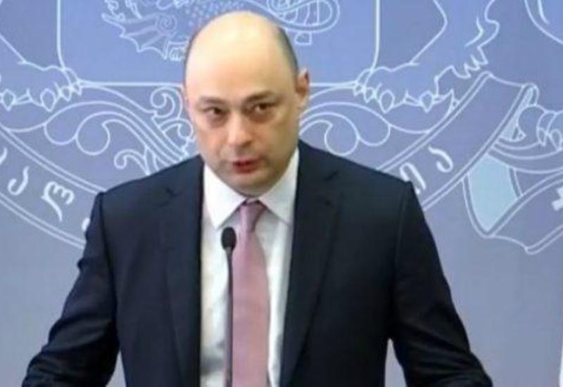 В Грузии обокрали дом министра экономики