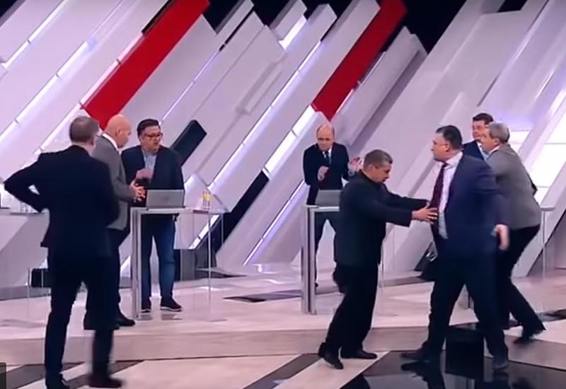 Соловьев прогнал со своей передачи убивавшего азербайджанцев армянина