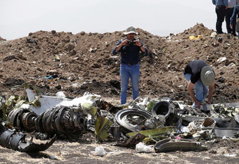 Раскрыты данные черных ящиков упавшего в Африке «Боинга»