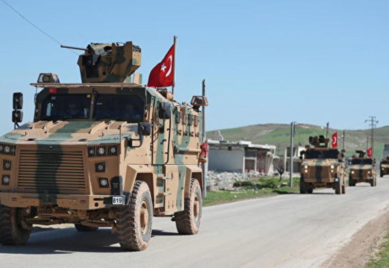 """Турция намерена решить сирийский вопрос """"на поле"""""""