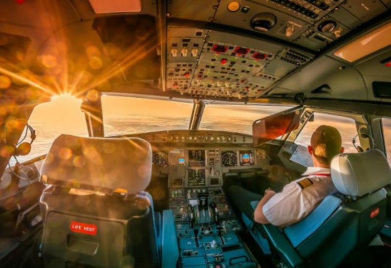 28 великолепных фото, сделанных пилотами из кабин самолетов