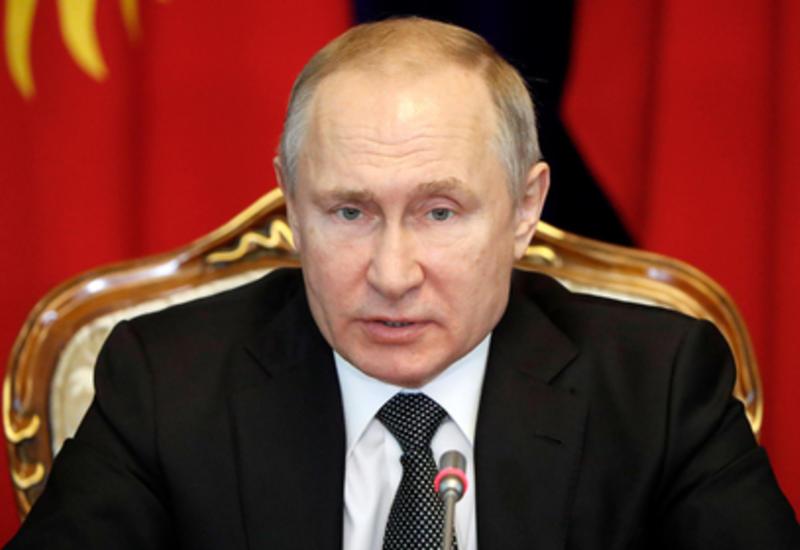 Путин ужесточил наказание для криминальных авторитетов