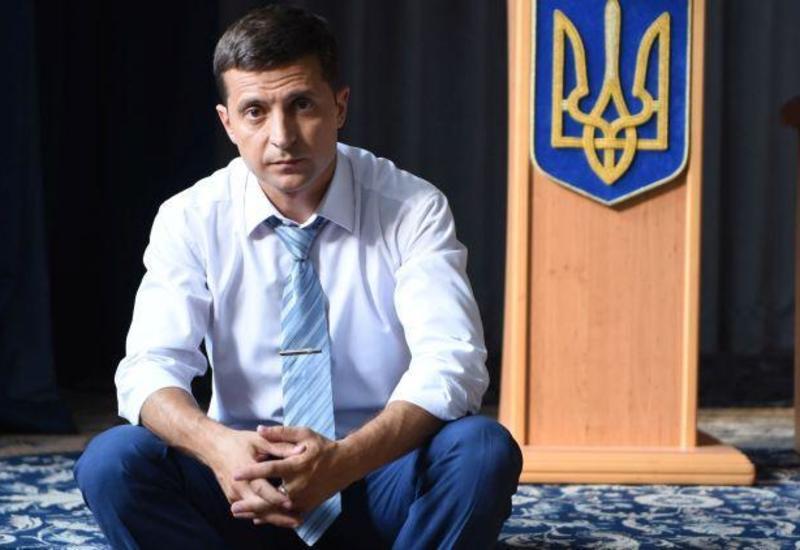 Первое заявление Зеленского после победы на выборах