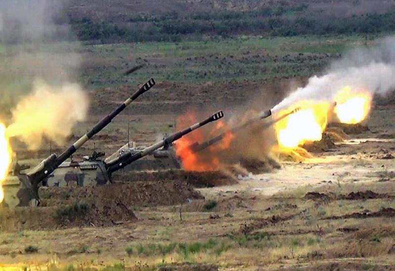 Азербайджанская армия прорвала линию обороны армян за 18 минут