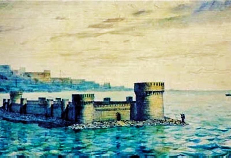 Шахри-юнан: тайна затопленного города на Каспии
