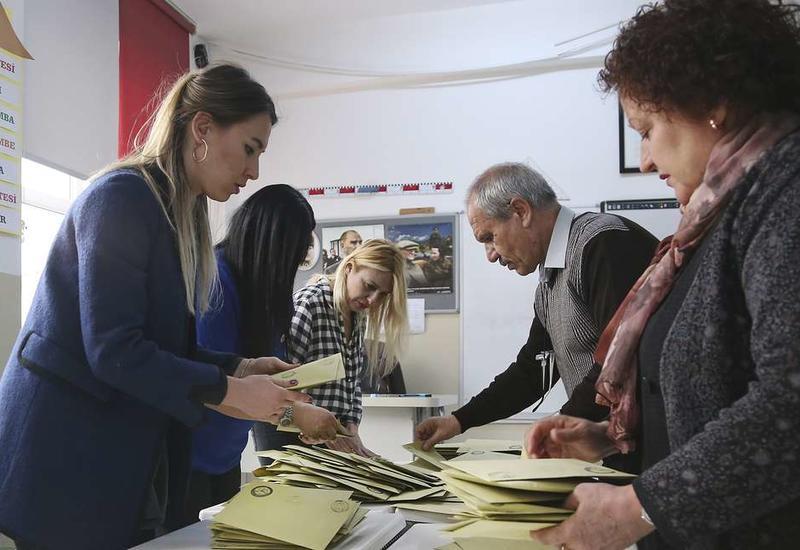 ЦИК Турции пересчитает голоса в восьми округах Стамбула