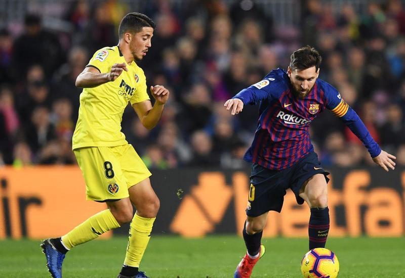 «Барселона» сыграла вничью с аутсайдером Ла Лиги