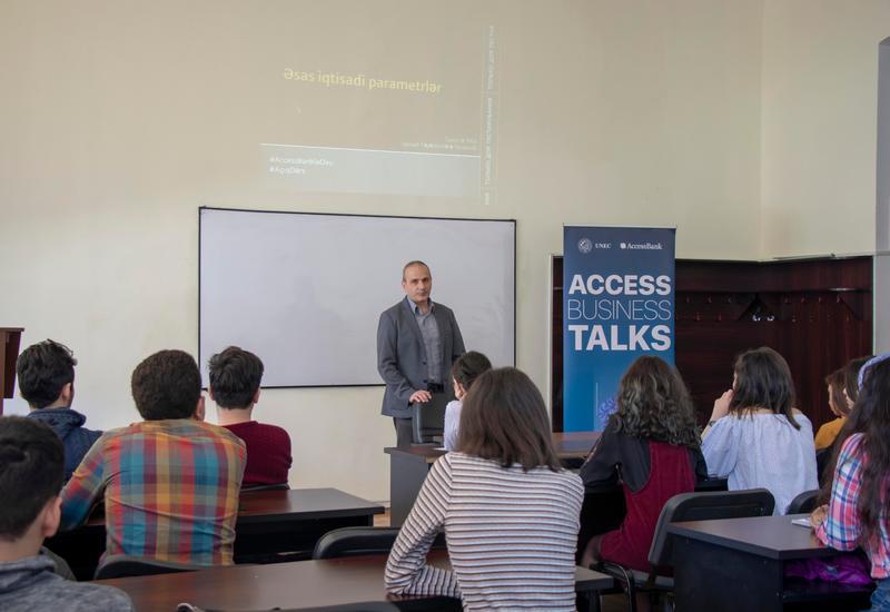"""Эксперт: """"Вклад AccessBank-а в развитие студентов очень ценен"""""""