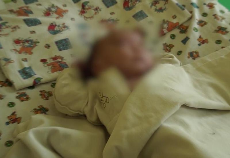 В России женщина оставила младенца одного в квартире на четыре дня