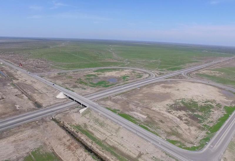 В Азербайджане начали ремонтировать эту автомагистраль