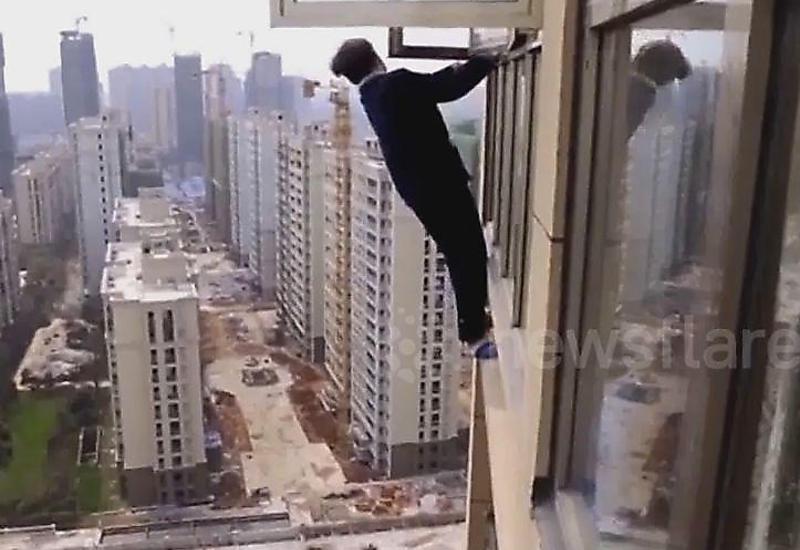 Арест преступника превратился в спасательную операцию в Китае
