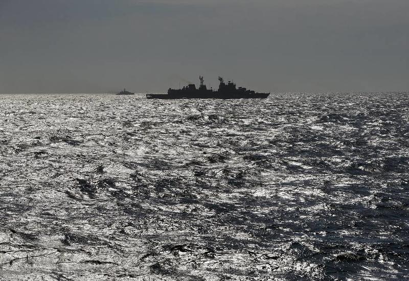 Корабли НАТО и Грузии провели совместные учения в Черном море