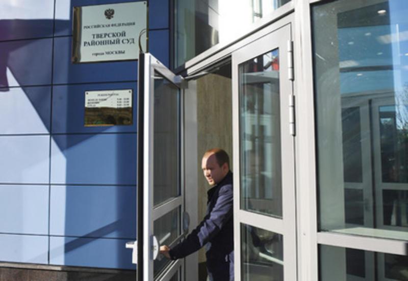 В Московском суде произошла массовая драка