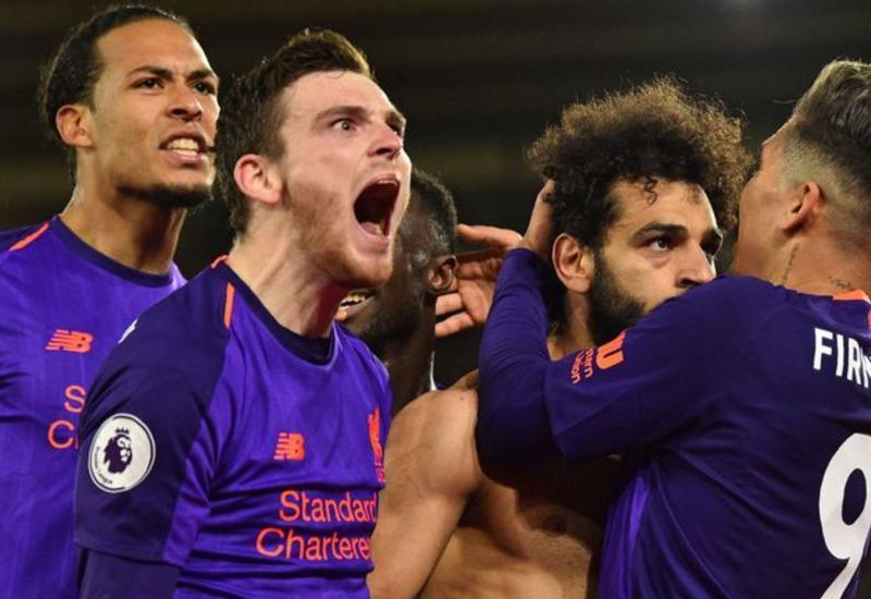 «Ливерпуль» обыграл «Саутгемптон» и вышел на первое место в АПЛ