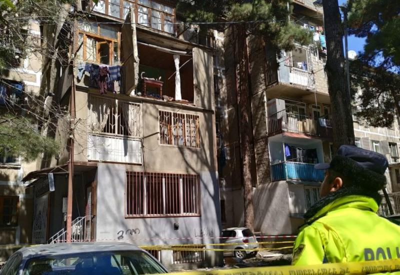 Сильный взрыв в Тбилиси, много пострадавших