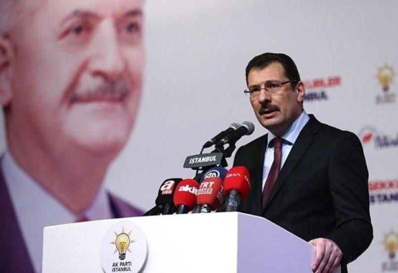Правящая партия Турции добивается пересчета всех голосов в Стамбуле