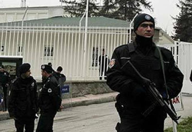 Антитеррористическая операция в Турции