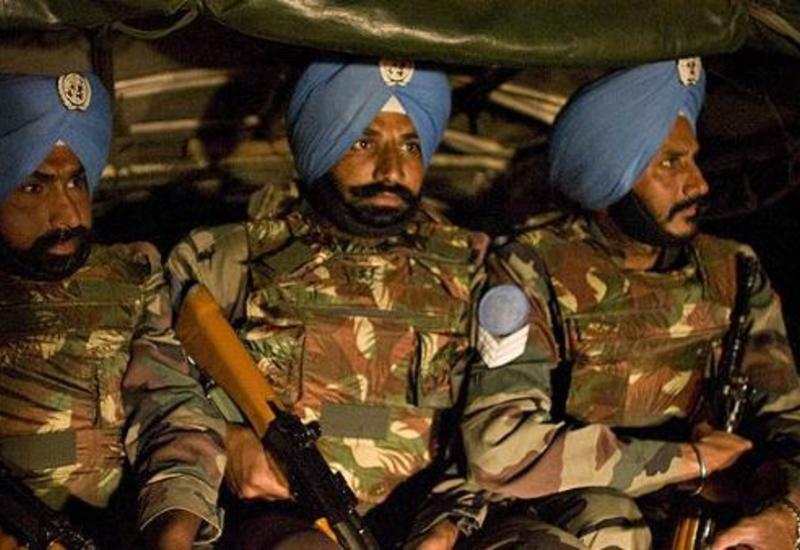 Индия вывела своих миротворцев из Ливии