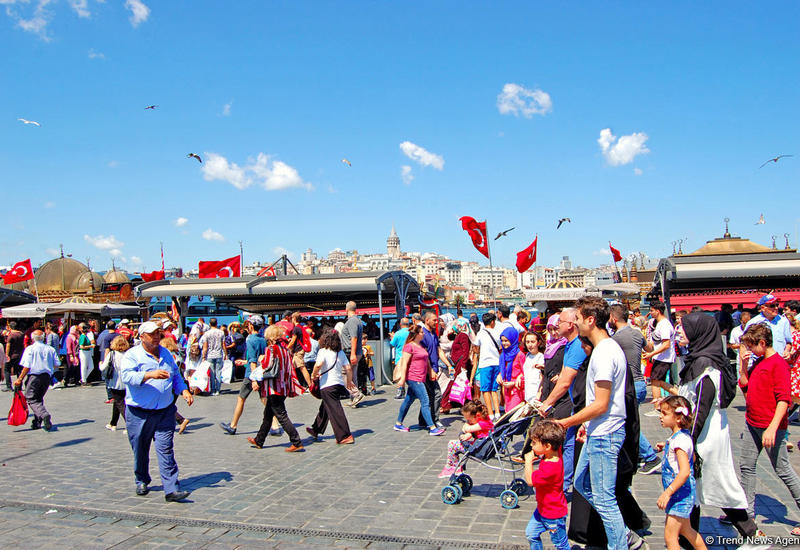 Эрдоган о важности российских туристов