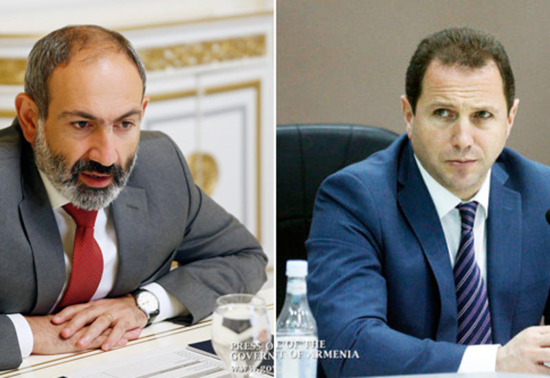 Почему министр Тоноян подставил Пашиняна?