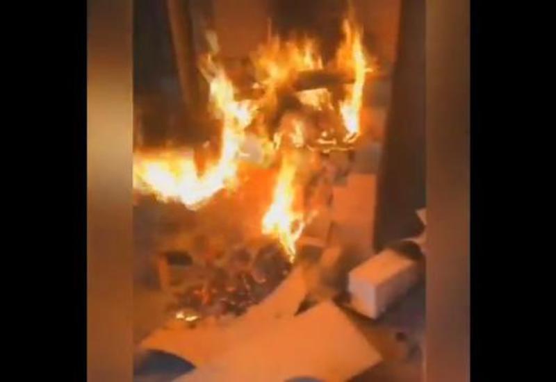 Школьницы сожгли дом ради лайков в Instagram