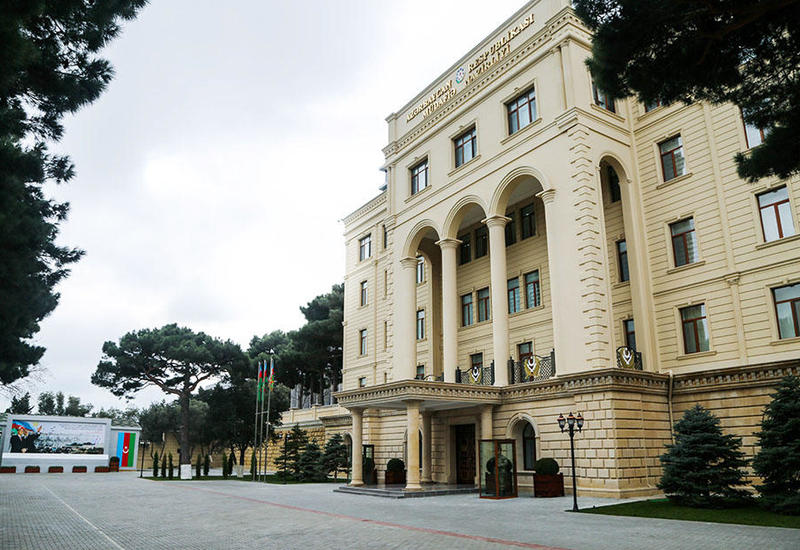 Минобороны Азербайджана раскрыло план армянского министра