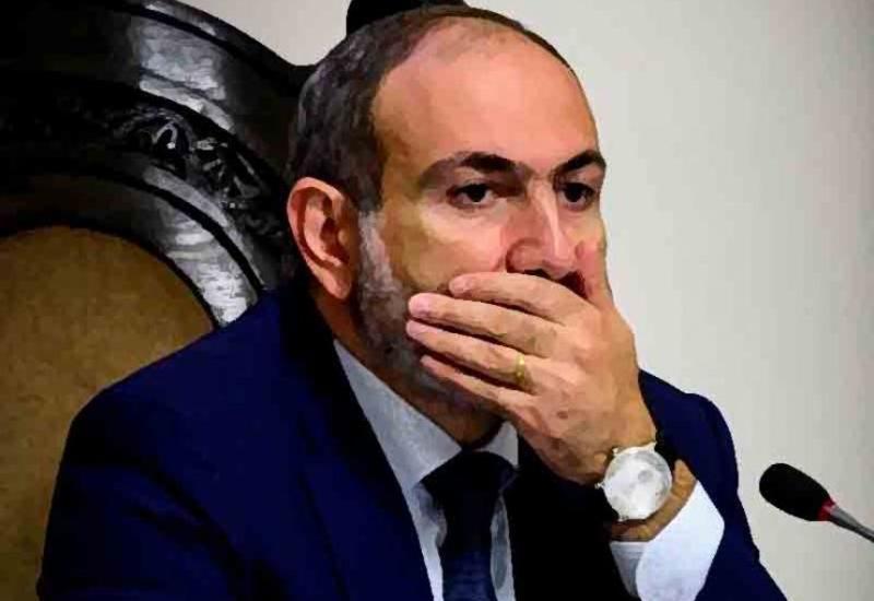 Пашинян в панике бросился просить помощи у Путина