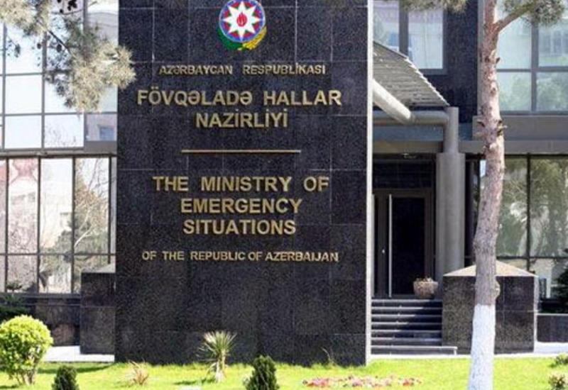 МЧС Азербайджана о ситуации в прифронтовой зоне
