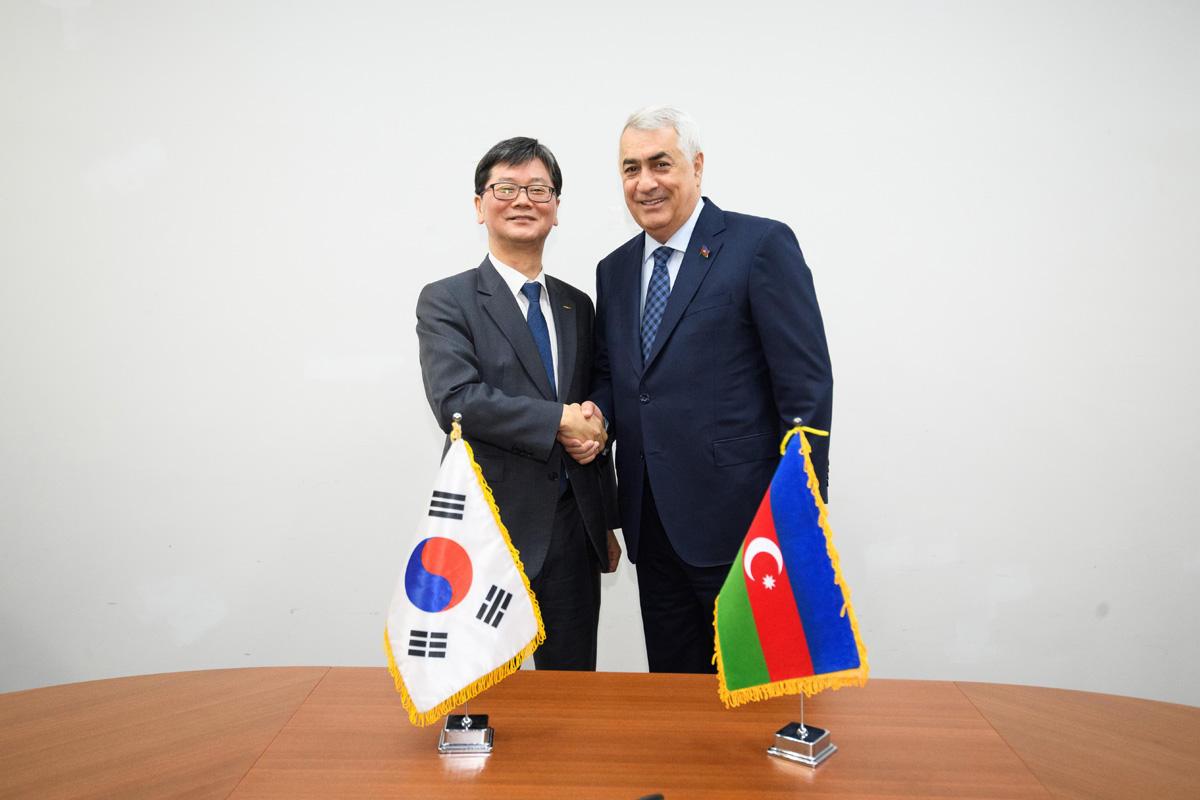 Джавид Гурбанов: БТК - кратчайший маршрут между Китаем и Европой