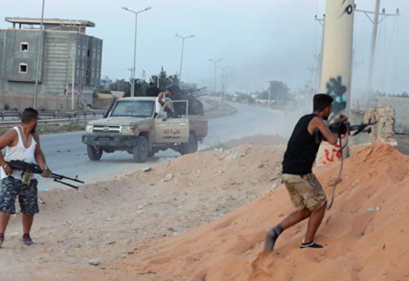 Число погибших во время боев в Ливии возросло до 58 человек