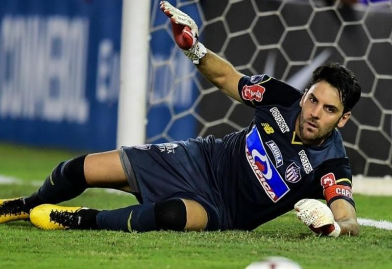 Касильяс позавидует. Невероятный сейв в матче Кубка Либертадорес