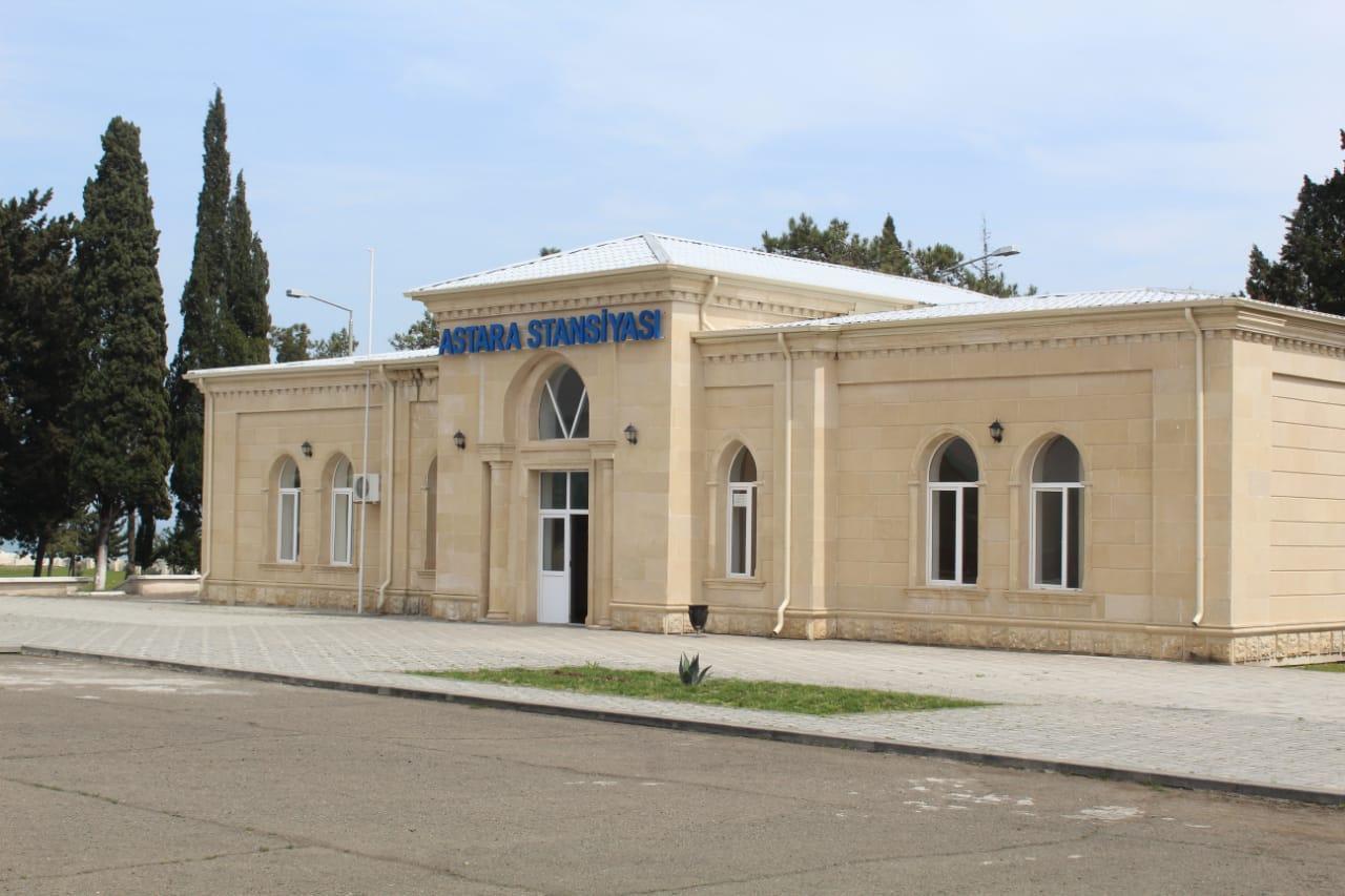 В Азербайджане ремонтируется железная дорога