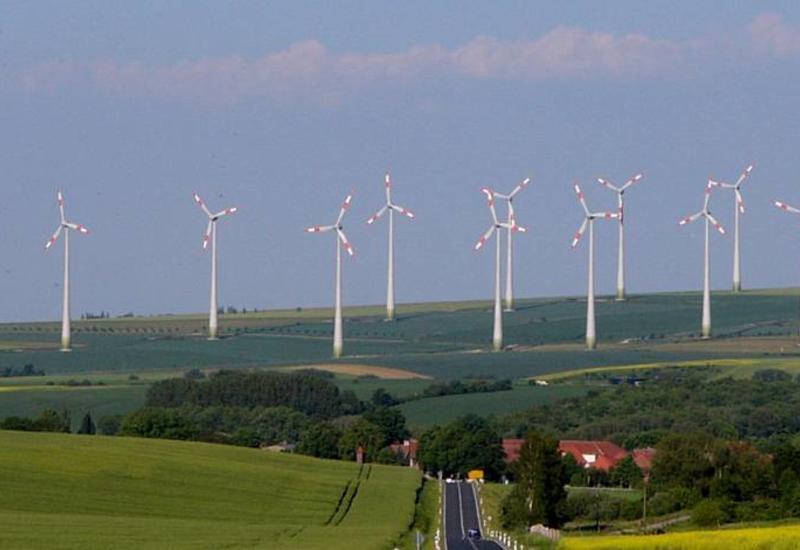 Германия переходит на альтернативную энергетику