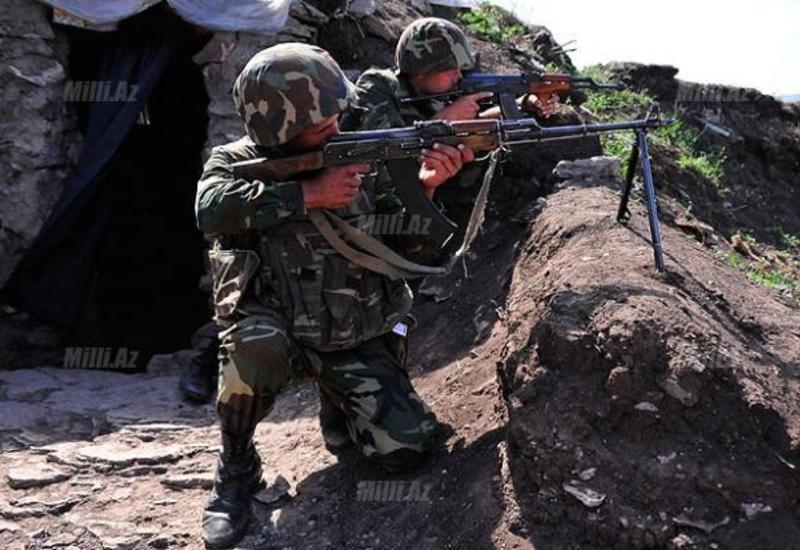 ВС Армении продолжают нарушать режим прекращения огня