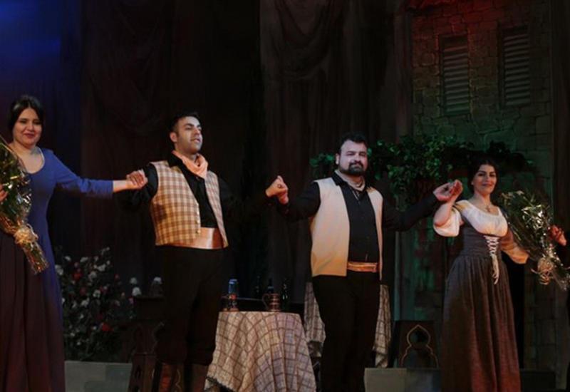 Криминальная драма на сцене Театра оперы и балета