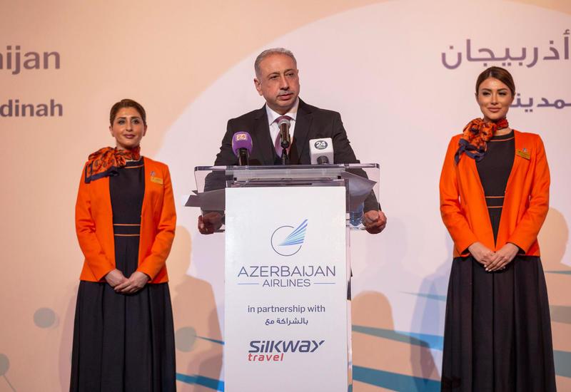 AZAL презентовал в Эр-Рияде новые направления в Саудовскую Аравию