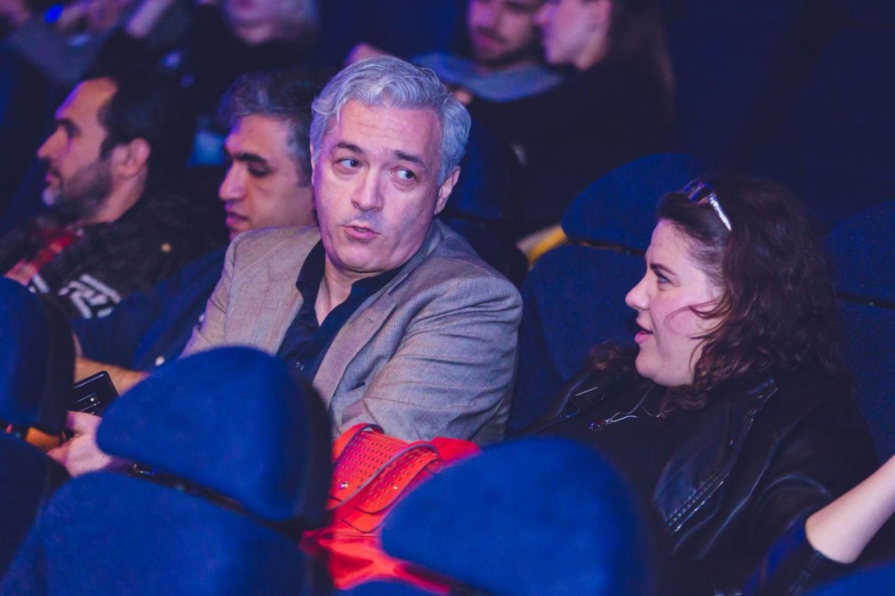 """В CinemaPlus прошла премьера фантастического фильма """"Хеллбой"""""""