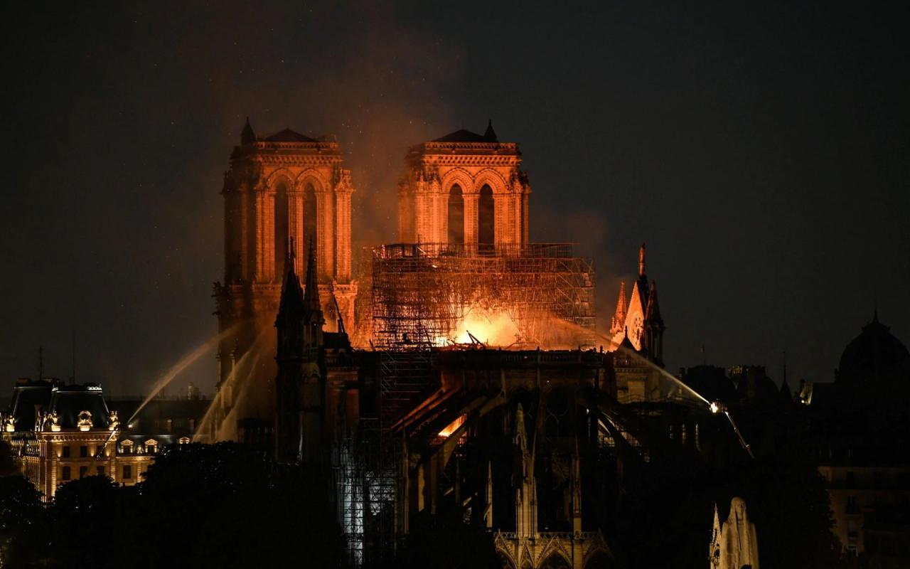 Владелец Ренна выделит средства нареконструкцию храма  Парижской Богоматери