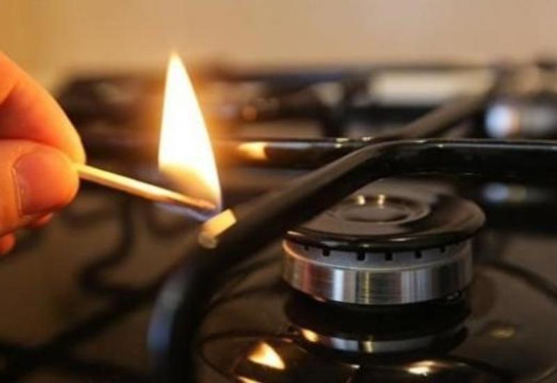 Сегодня в Сумгайыте не будет газа
