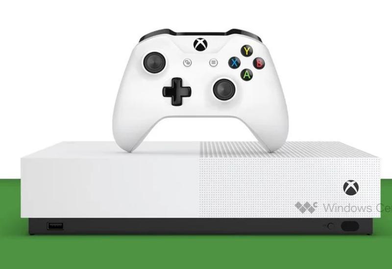 Microsoft откажется от дисководов в новых Xbox