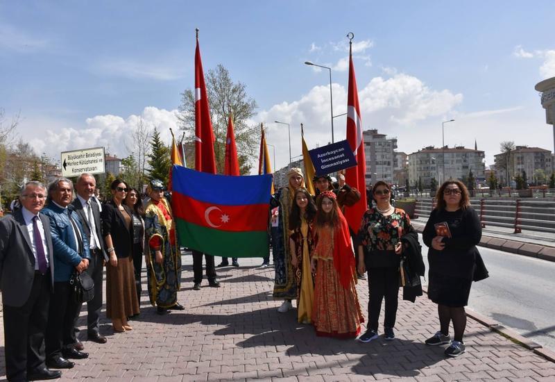 Азербайджан представлен на международном фестивале в Кайсери