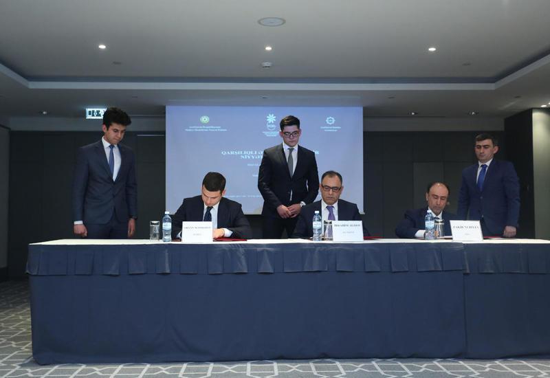 """Азербайджан упростит доступ малого и среднего бизнеса к финансам <span class=""""color_red"""">- ФОТО</span>"""