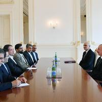 "Президент Ильхам Алиев принял иранского министра <span class=""color_red"">- ФОТО</span>"