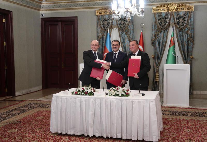 Азербайджан, Туркменистан и Турция будут сотрудничать в сфере альтернативной энергетики