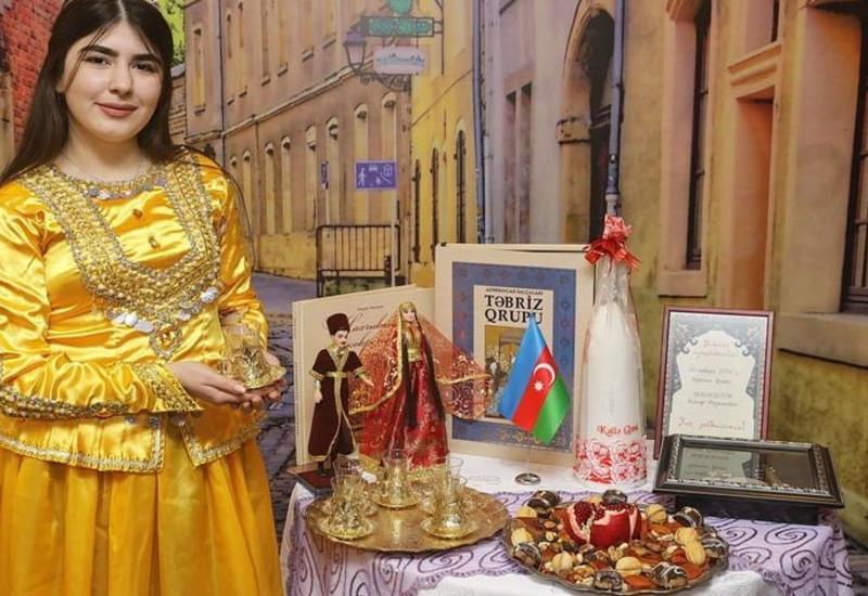 """Дары Азербайджана"" появятся на Урале"